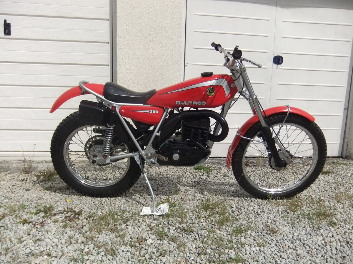 1978 Bultaco 350 T Sherpa For Sale (picture 2 of 6)