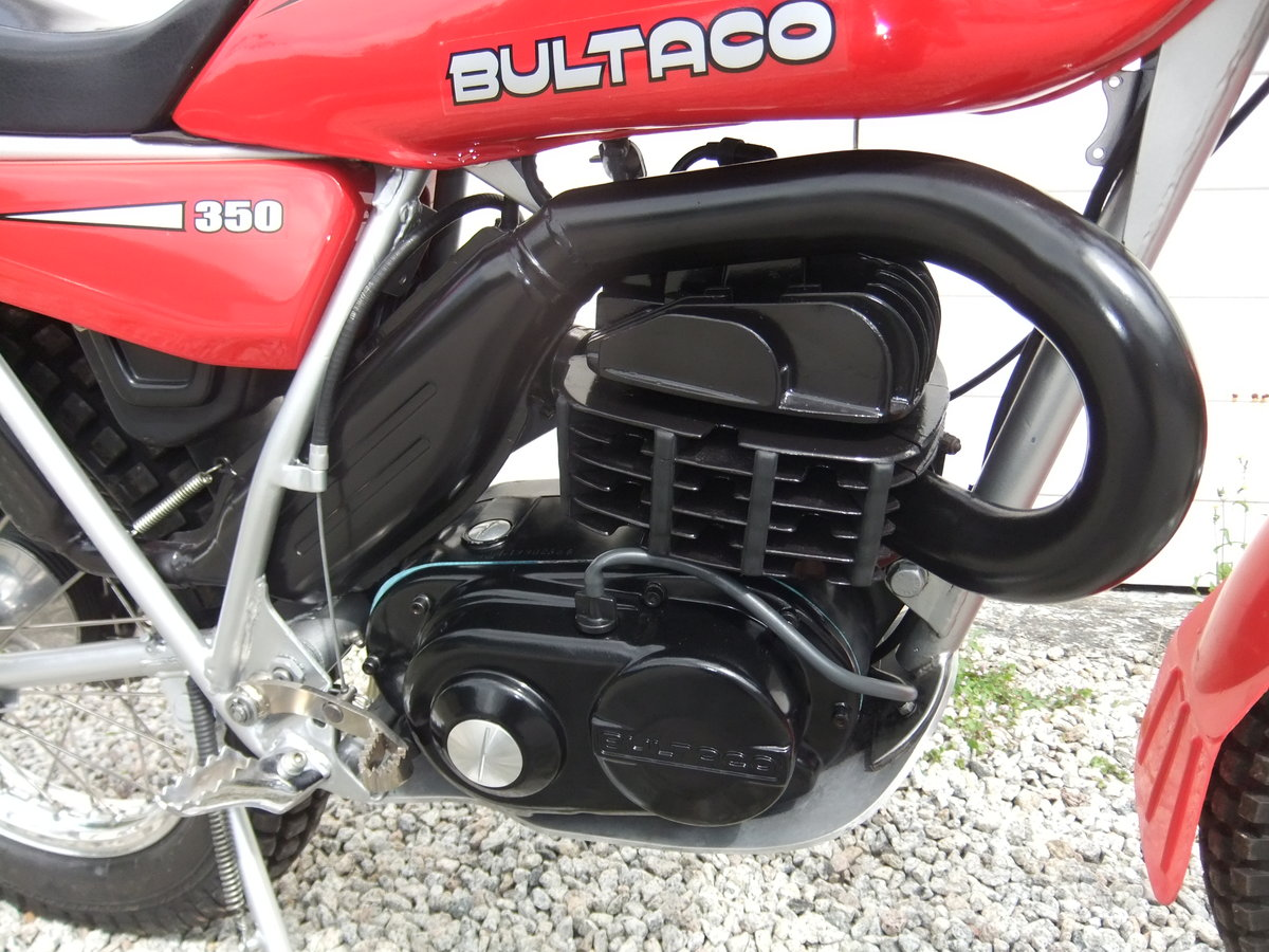 1978 Bultaco 350 T Sherpa For Sale (picture 4 of 6)