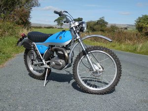 1974 Bultaco Alpina 250 For Sale