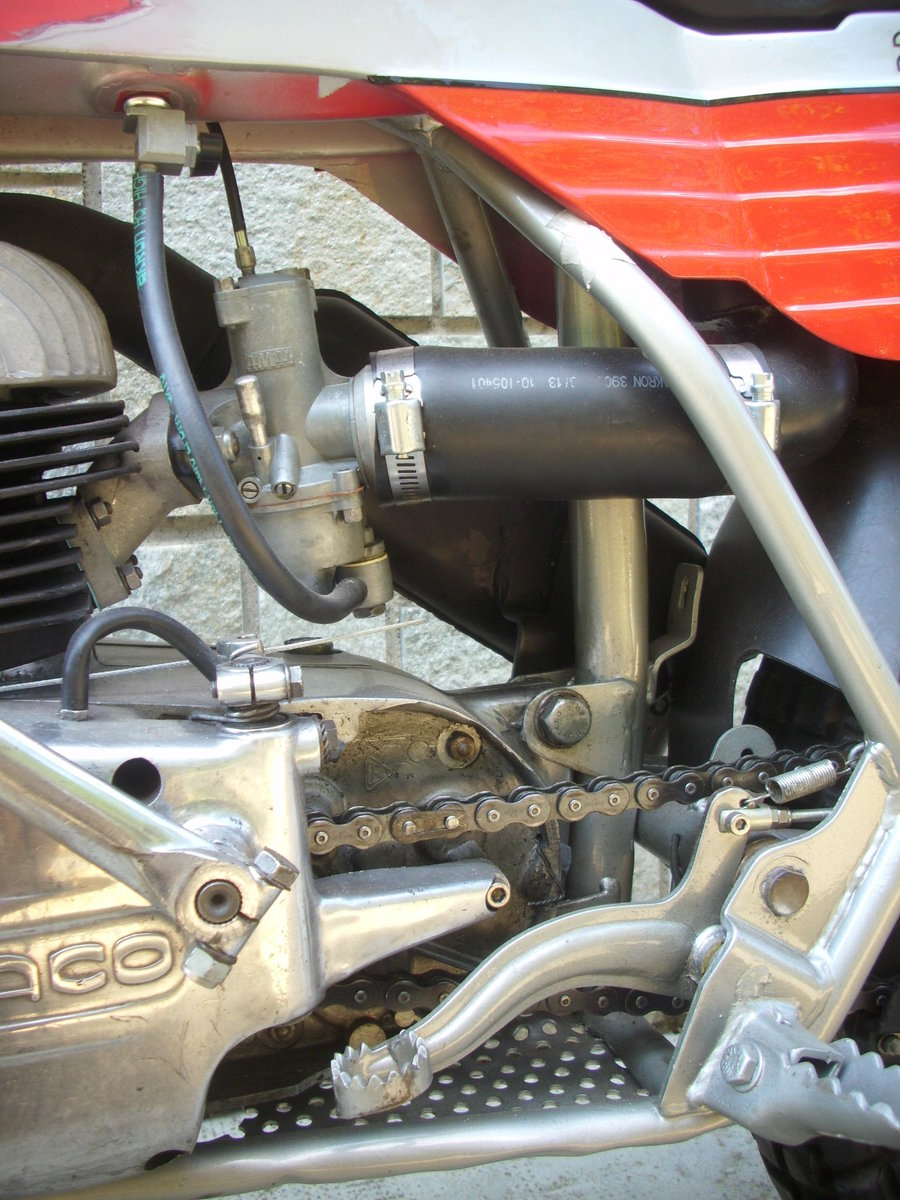 1974 BULTACO Sherpa T250 motorcycle trial era For Sale (picture 5 of 6)