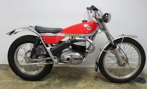 1973 Bultaco Sherpa 325 cc Twin Shock Trials Bike , Road Reg SOLD