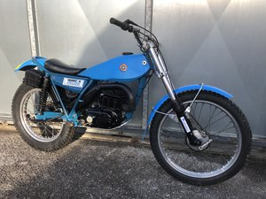 1980 BULTACO 325 SHERPA TWIN SHOCK TRIALS ROAD REGD V5 £2795 ONO