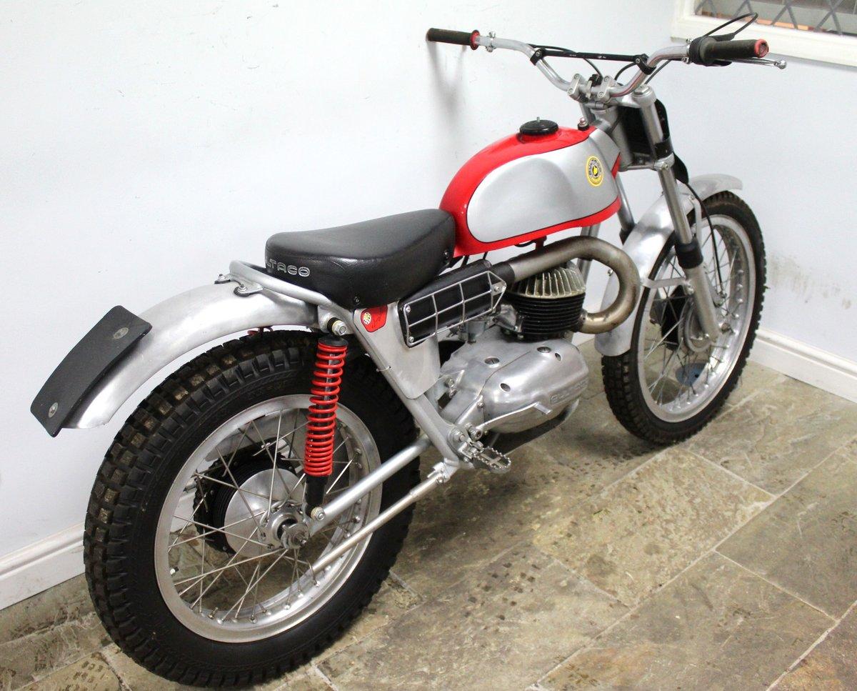 1965 Bultaco Model 10 Radial Head Rare Trials Bike For Sale (picture 2 of 6)