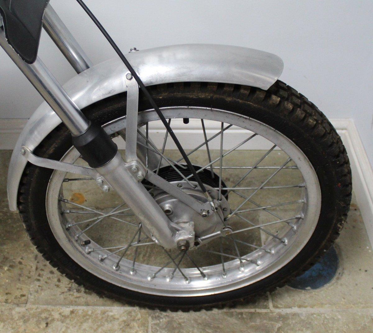 1965 Bultaco Model 10 Radial Head Rare Trials Bike For Sale (picture 4 of 6)