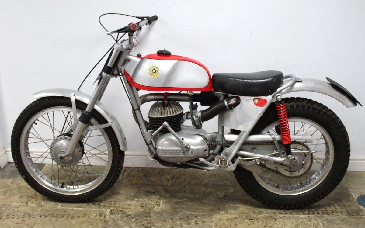 1965 Bultaco Model 10 Radial Head Rare Trials Bike For Sale (picture 5 of 6)