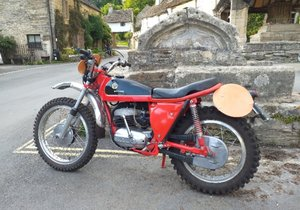 1968 Bultaco Matador Mk3  For Sale