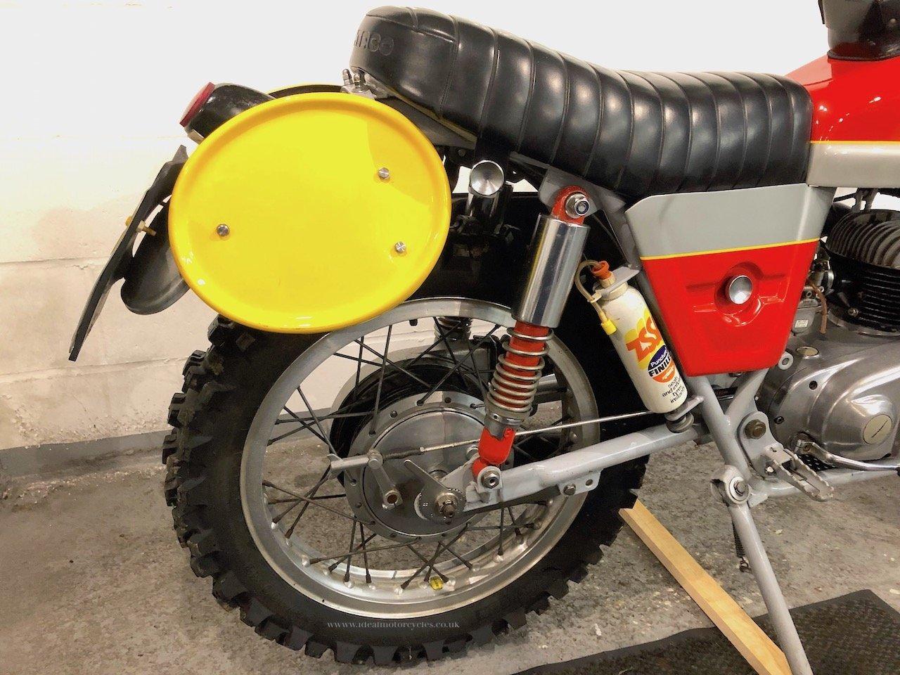 1973 Bultaco Matador Mk4 250cc Enduro Motorcycle For Sale (picture 2 of 6)