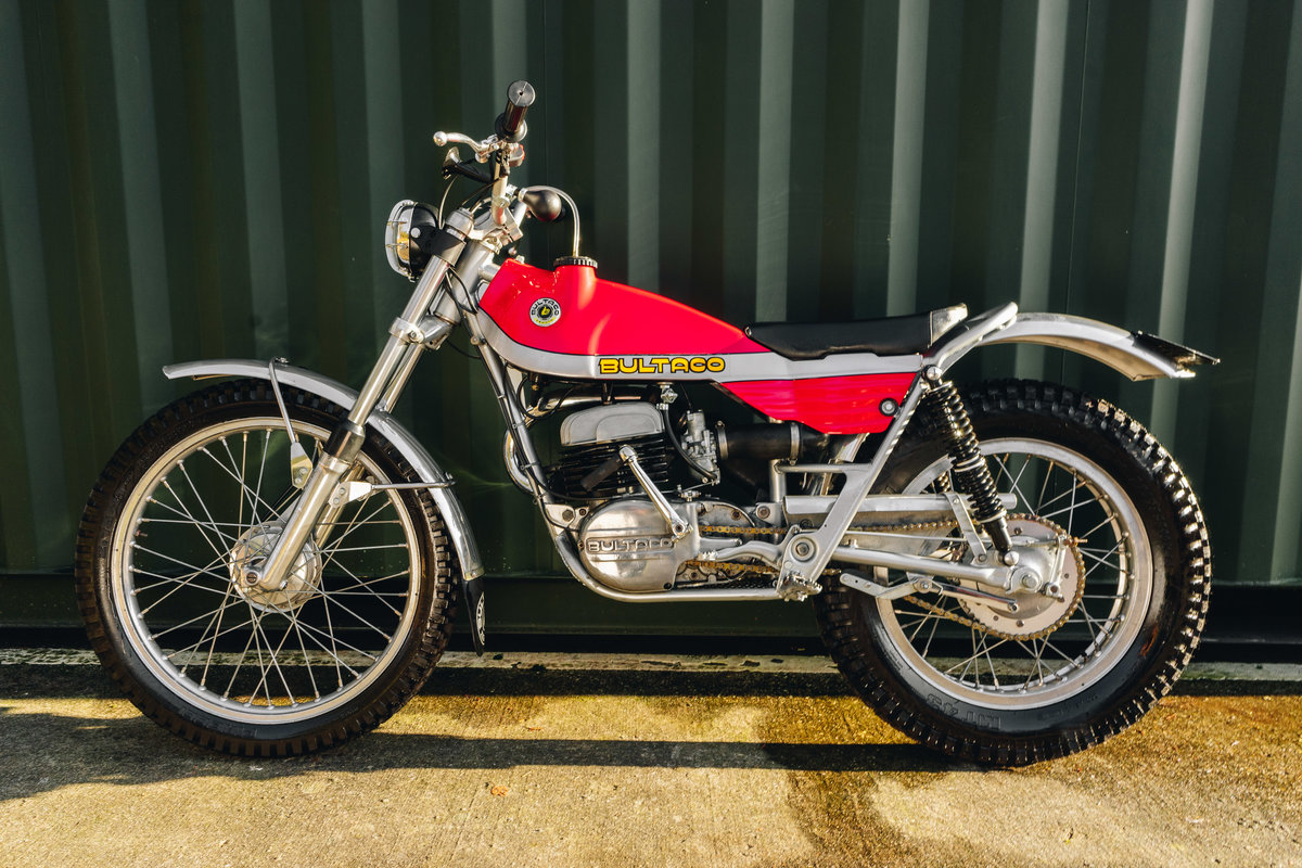 1973 BULTACO 325cc SOLD!! For Sale (picture 1 of 10)