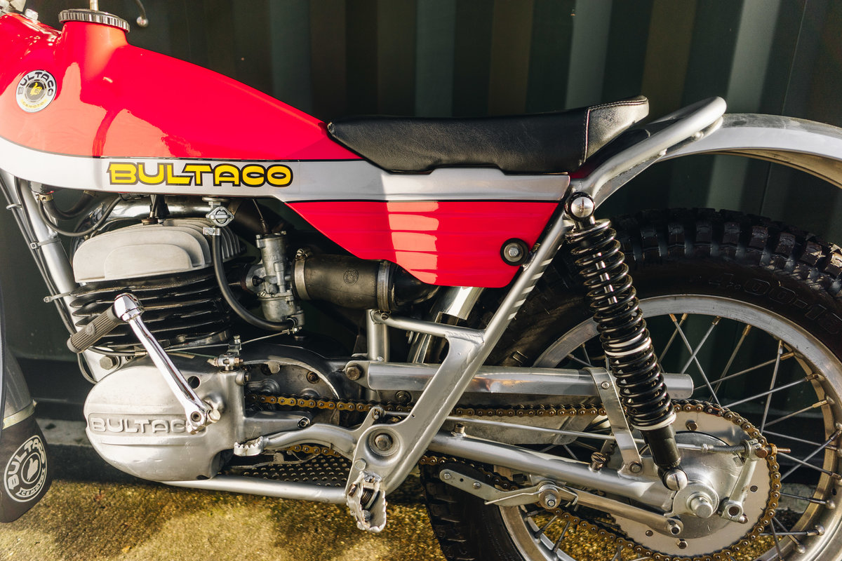 1973 BULTACO 325cc SOLD!! For Sale (picture 2 of 10)