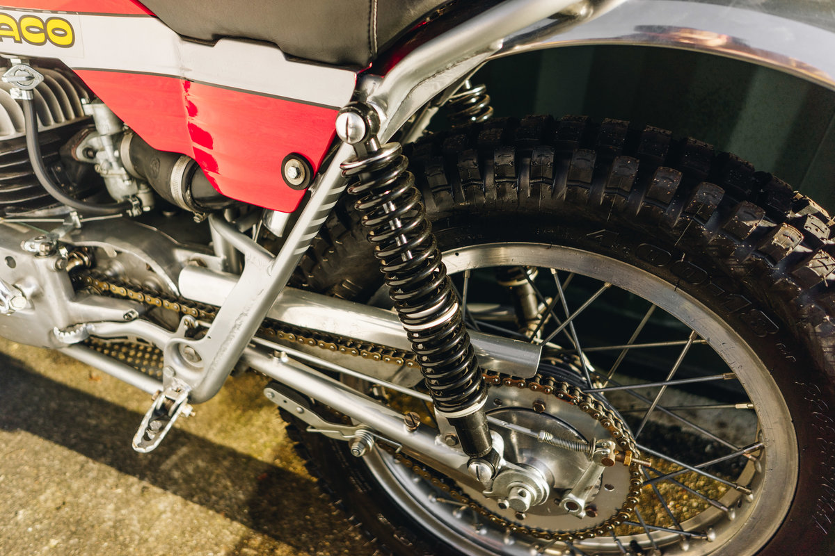 1973 BULTACO 325cc SOLD!! For Sale (picture 3 of 10)