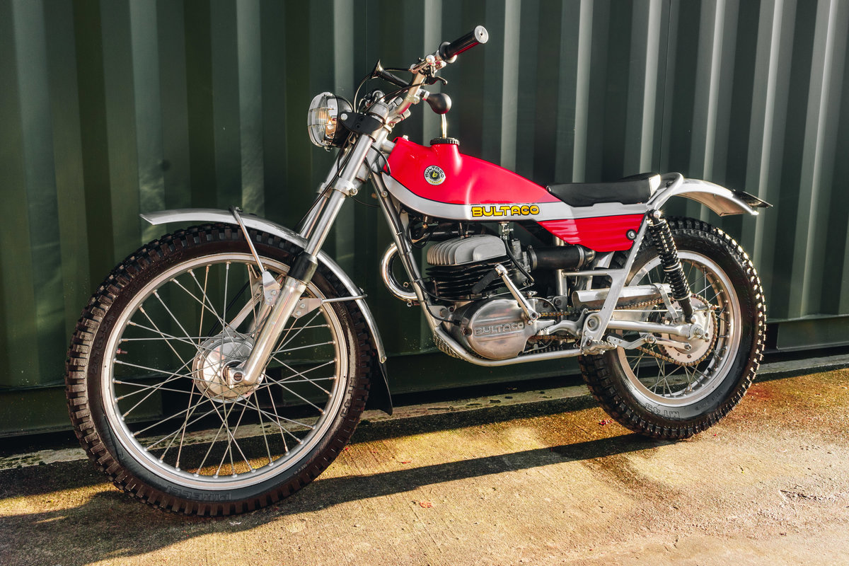 1973 BULTACO 325cc SOLD!! For Sale (picture 5 of 10)