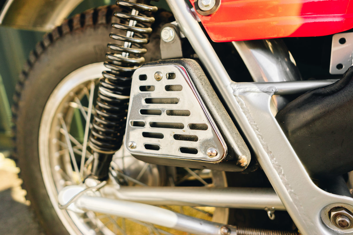1973 BULTACO 325cc SOLD!! For Sale (picture 7 of 10)