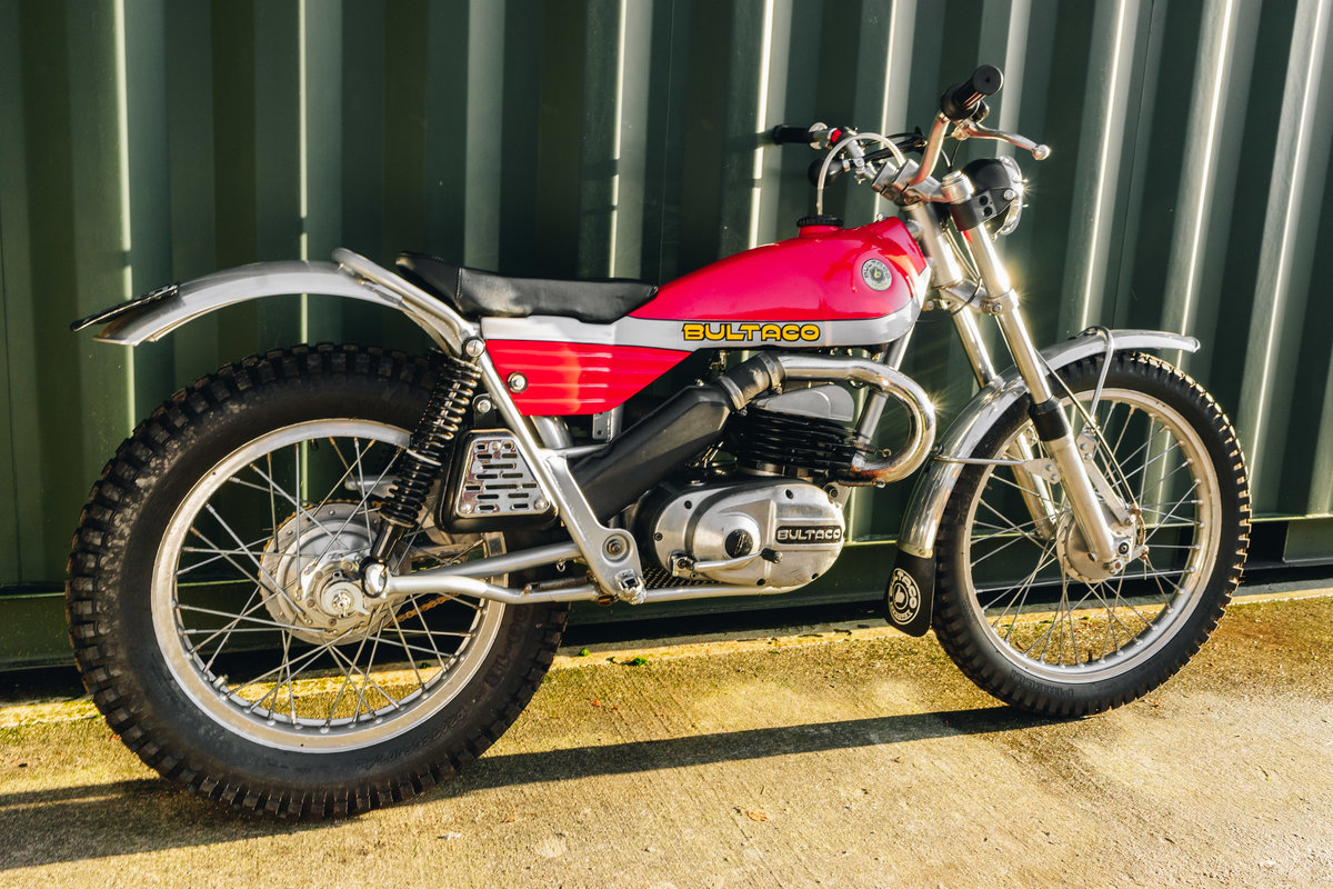 1973 BULTACO 325cc SOLD!! For Sale (picture 10 of 10)