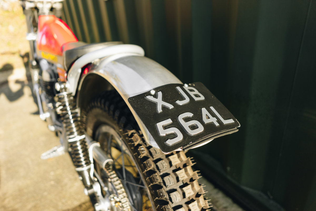 1973 BULTACO 325cc SOLD!! For Sale (picture 8 of 10)
