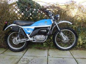 1975 Bultaco Alpina 350