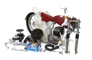 0000 Bultaco Trials Project For Sale by Auction