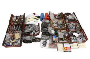 0000 Bultaco Trials Components / Spare Parts For Sale by Auction