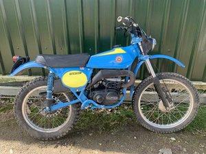 1978 Bultaco Frontera 74
