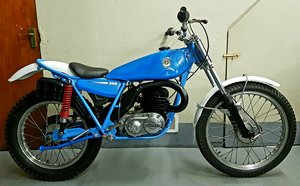 1979 Bultaco Sherpa T 350 Model 199