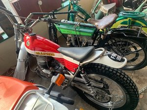 1972 Bultaco 250 For Sale by Auction