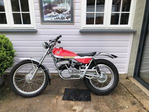 1973 Bultaco 325cc Sherpa Fully Restored