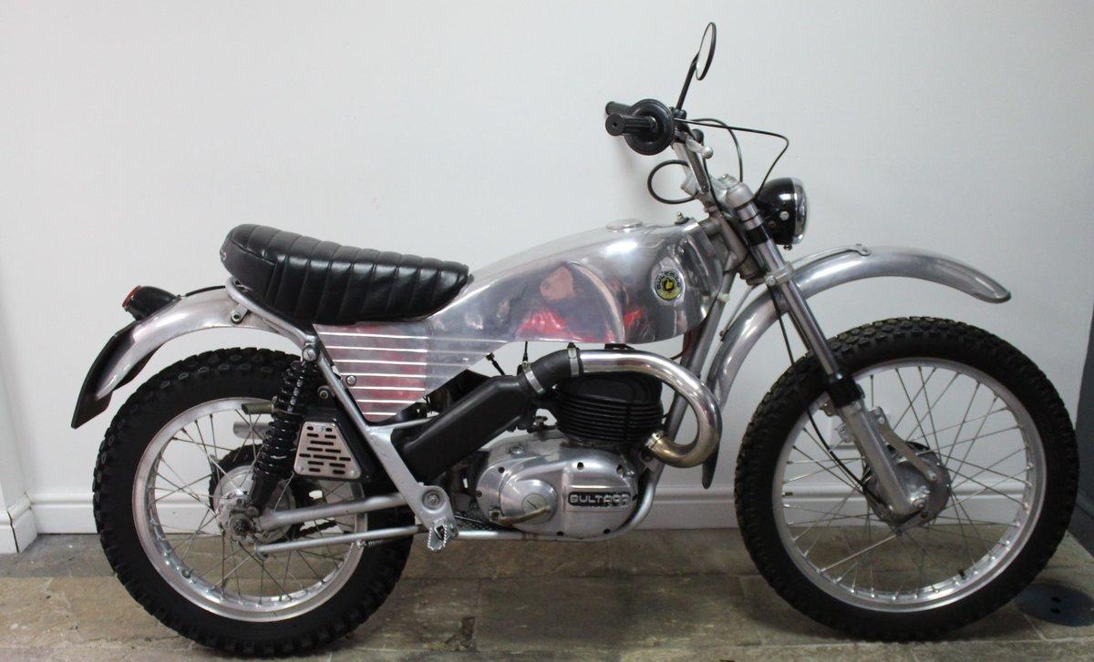 1973 Bultaco 250 Alpina Trail  For Sale (picture 1 of 6)