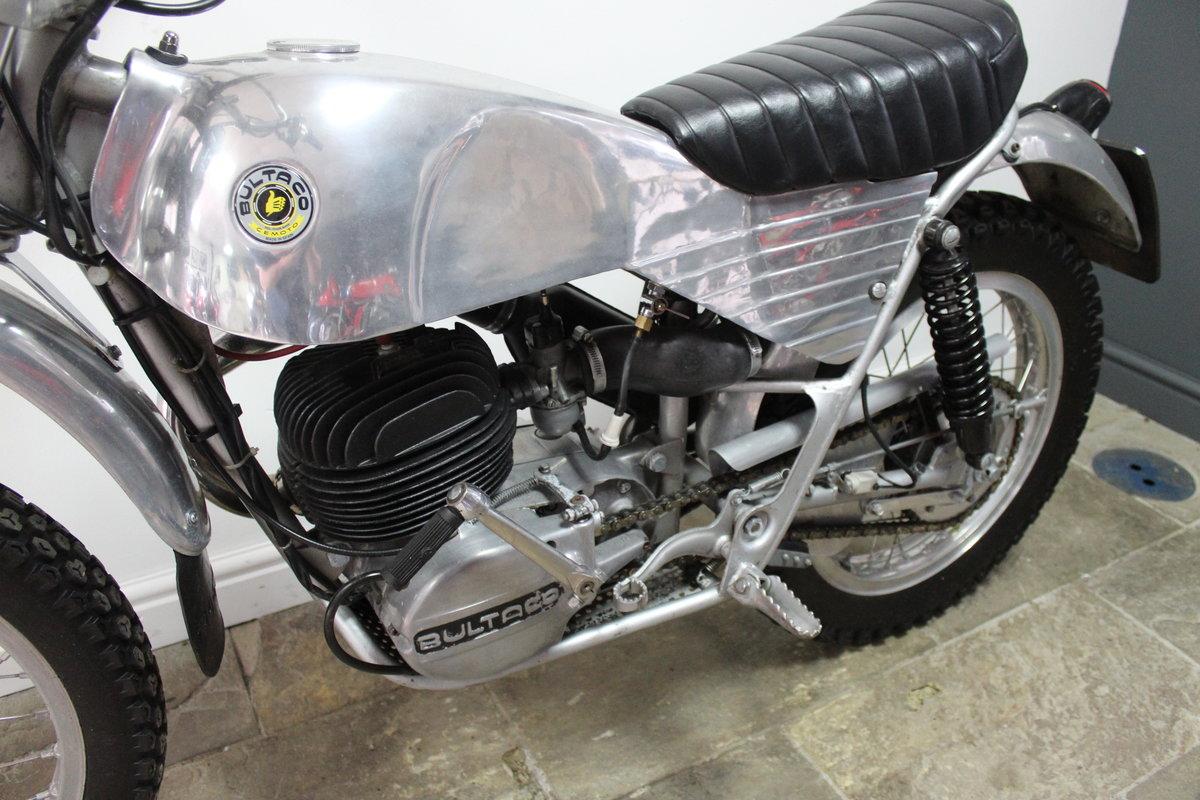 1973 Bultaco 250 Alpina Trail  For Sale (picture 6 of 6)