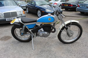 1972 Bultaco Sherpa T 250 cc Very good condition