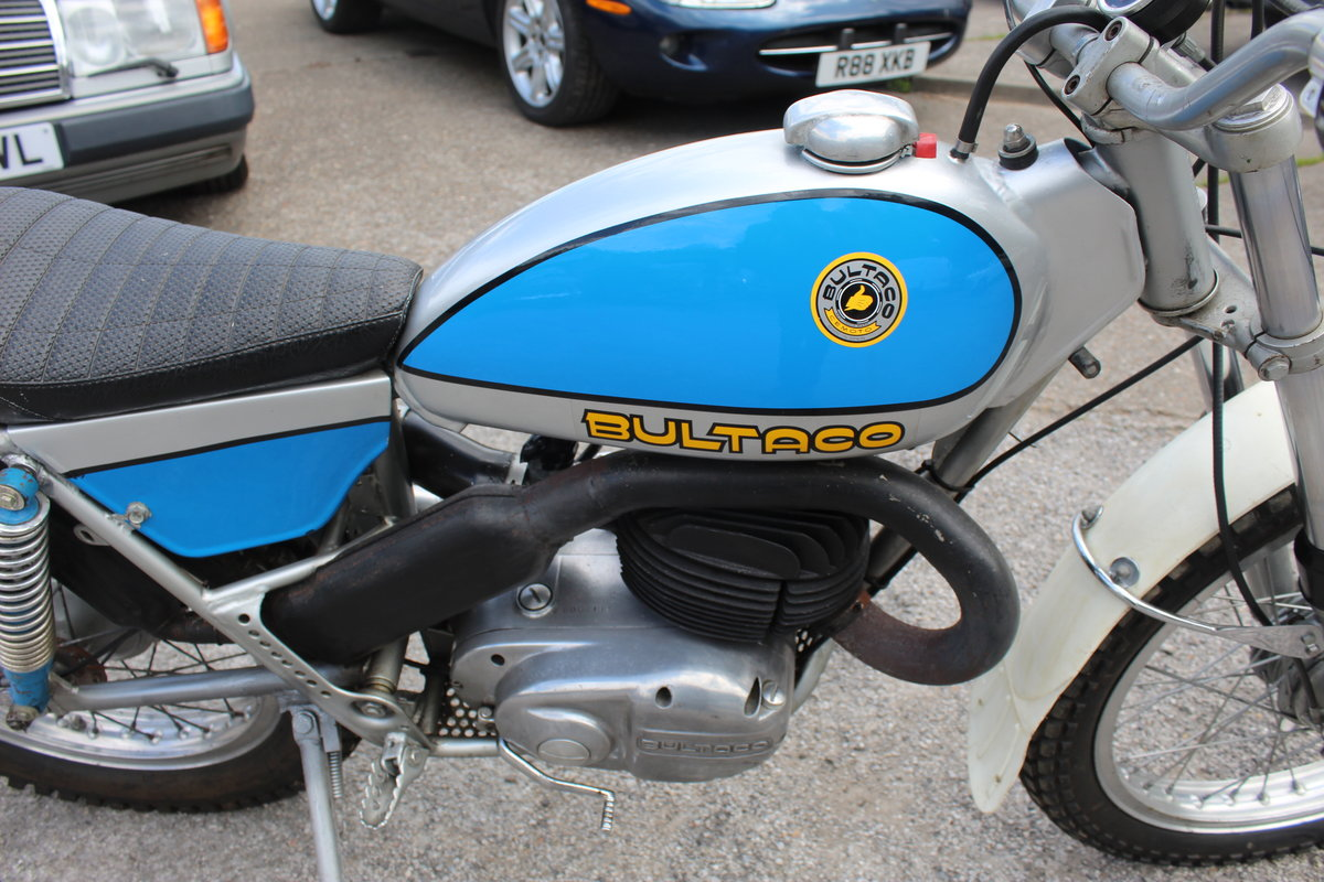 1972 Bultaco Sherpa T 250 cc Very good condition  For Sale (picture 2 of 6)