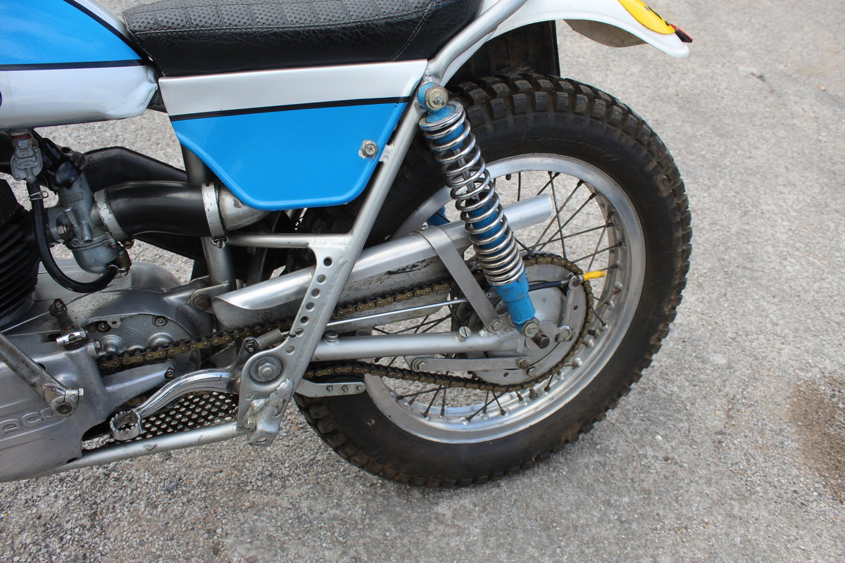 1972 Bultaco Sherpa T 250 cc Very good condition  For Sale (picture 4 of 6)
