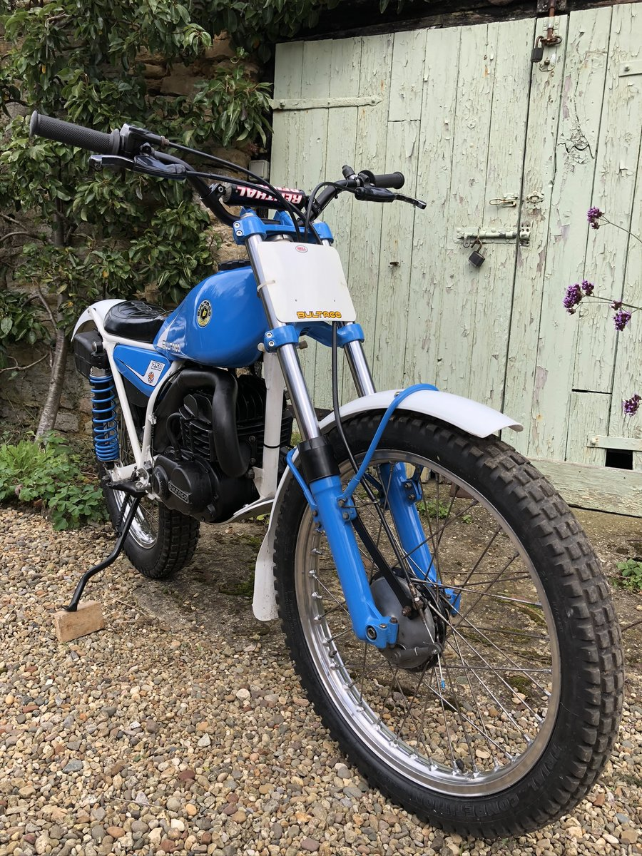 1981 Bultaco Sherpa 250 198B V5 For Sale (picture 5 of 6)