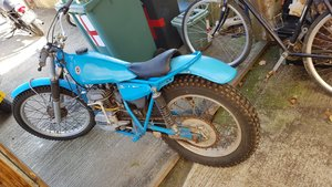 1977 Bultaco 250 may P/X