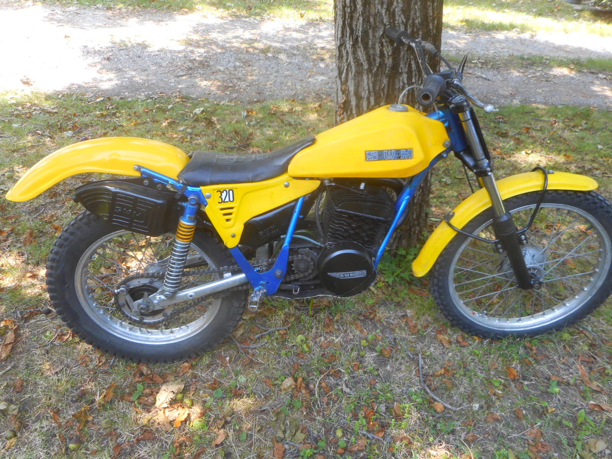 1982 Bultaco SWM 320 TL '82 For Sale (picture 1 of 5)