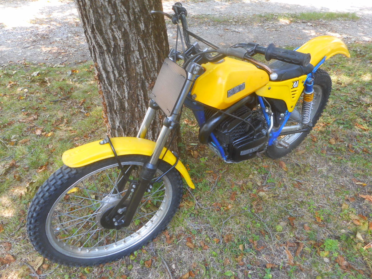 1982 Bultaco SWM 320 TL '82 For Sale (picture 3 of 5)