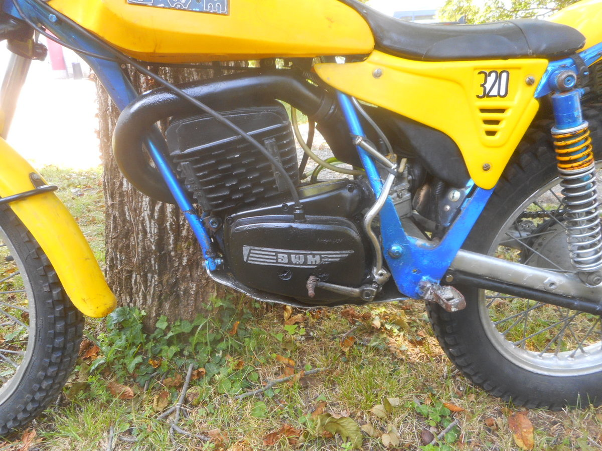 1982 Bultaco SWM 320 TL '82 For Sale (picture 4 of 5)