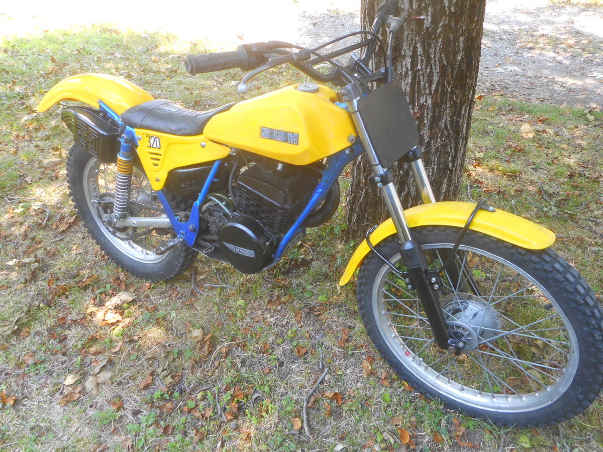 1982 Bultaco SWM 320 TL '82 For Sale (picture 5 of 5)