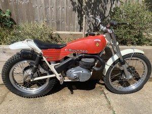 1971 Bultaco Sherpa 250