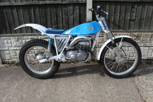Picture of 1981 Bultaco 198B Rare low production run , Special  SOLD