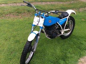 Bultaco Sherpa 198B