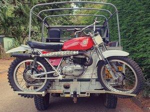 125cc Bultaco Lobito