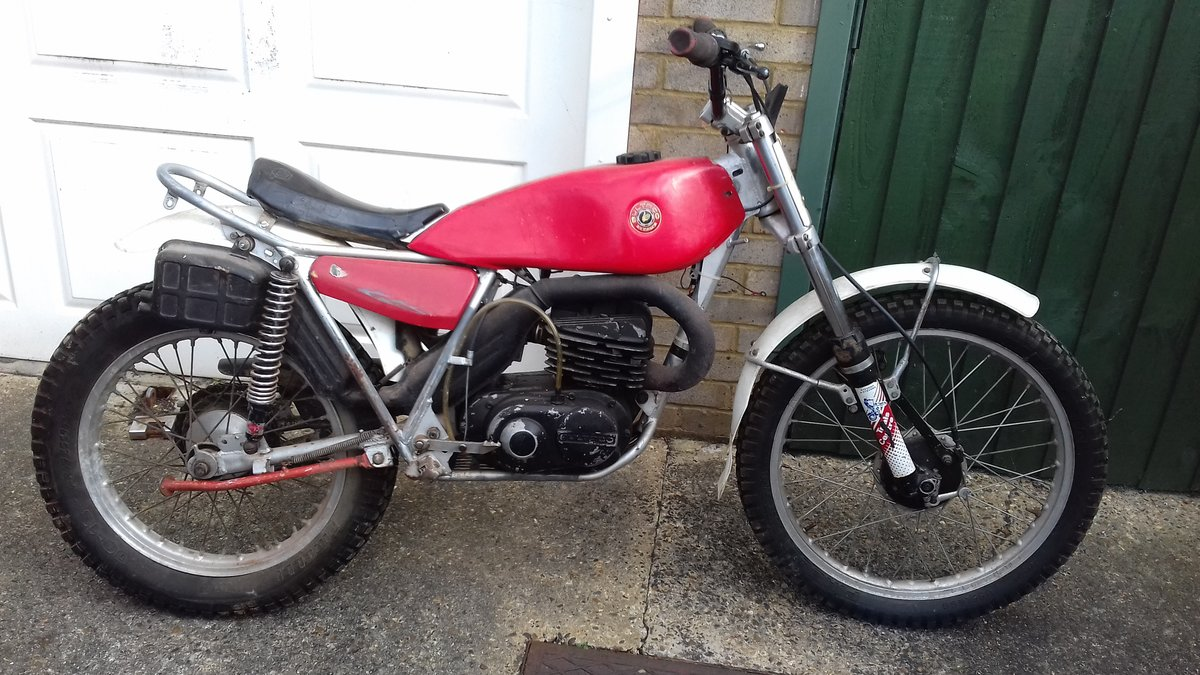 1970 Bultaco Sherpa For Sale (picture 1 of 6)