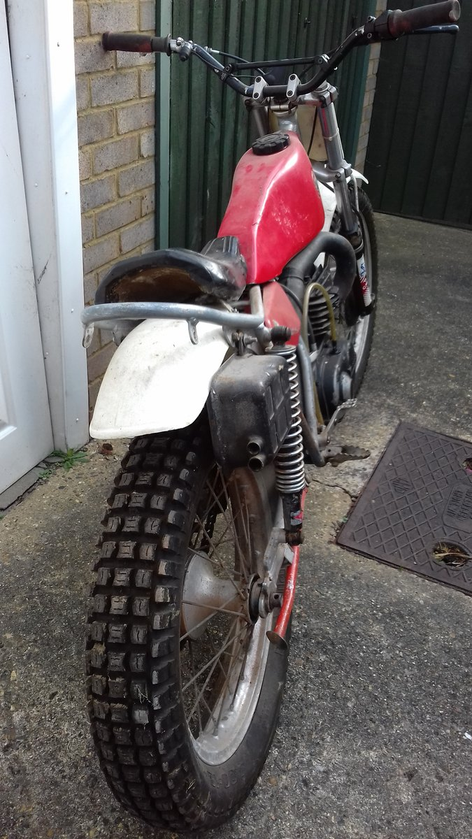 1970 Bultaco Sherpa For Sale (picture 4 of 6)