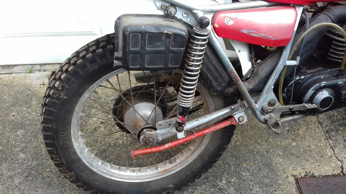 1970 Bultaco Sherpa For Sale (picture 6 of 6)