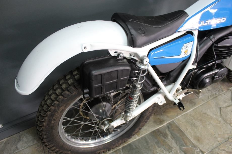 1982 Bultaco 198b 250 cc Standard Example and beautiful For Sale (picture 2 of 6)
