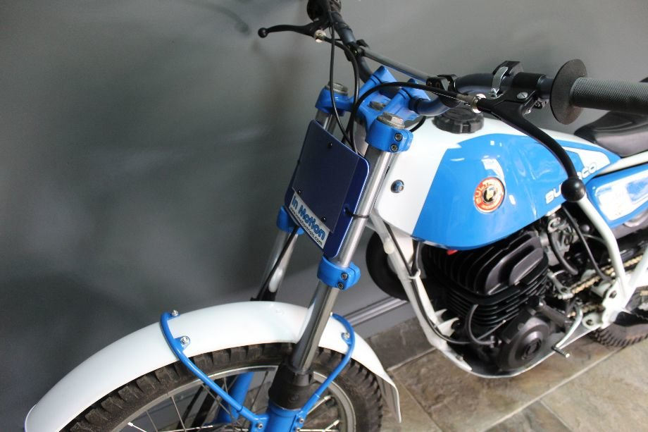 1982 Bultaco 198b 250 cc Standard Example and beautiful For Sale (picture 5 of 6)
