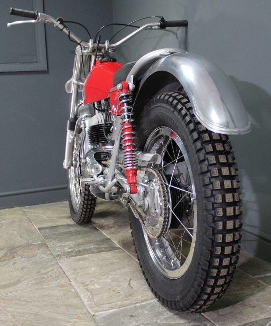 1968 Bultaco Model 49 250 cc Two Stroke Trials Bike For Sale (picture 3 of 6)