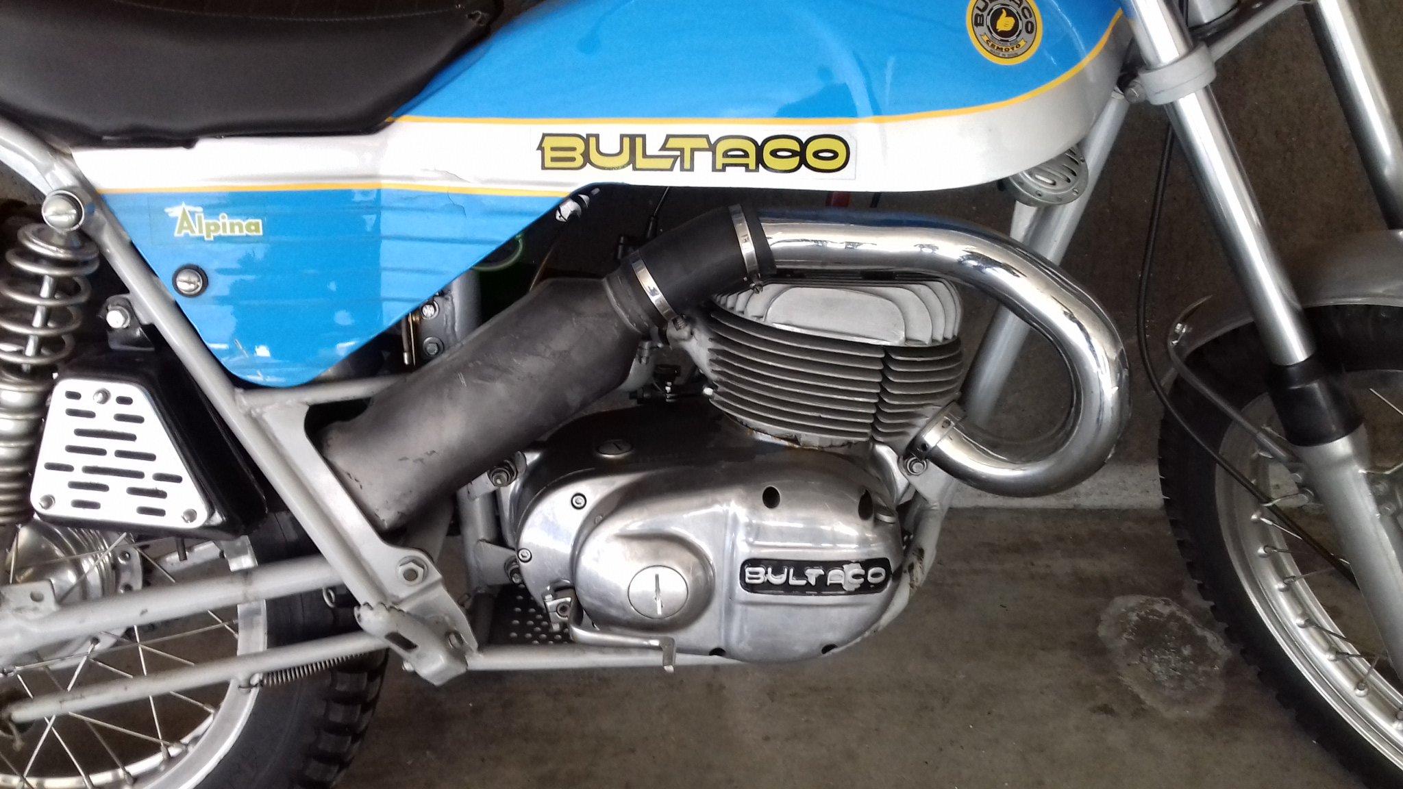 1973 Bultaco Alpina 250 For Sale (picture 2 of 6)