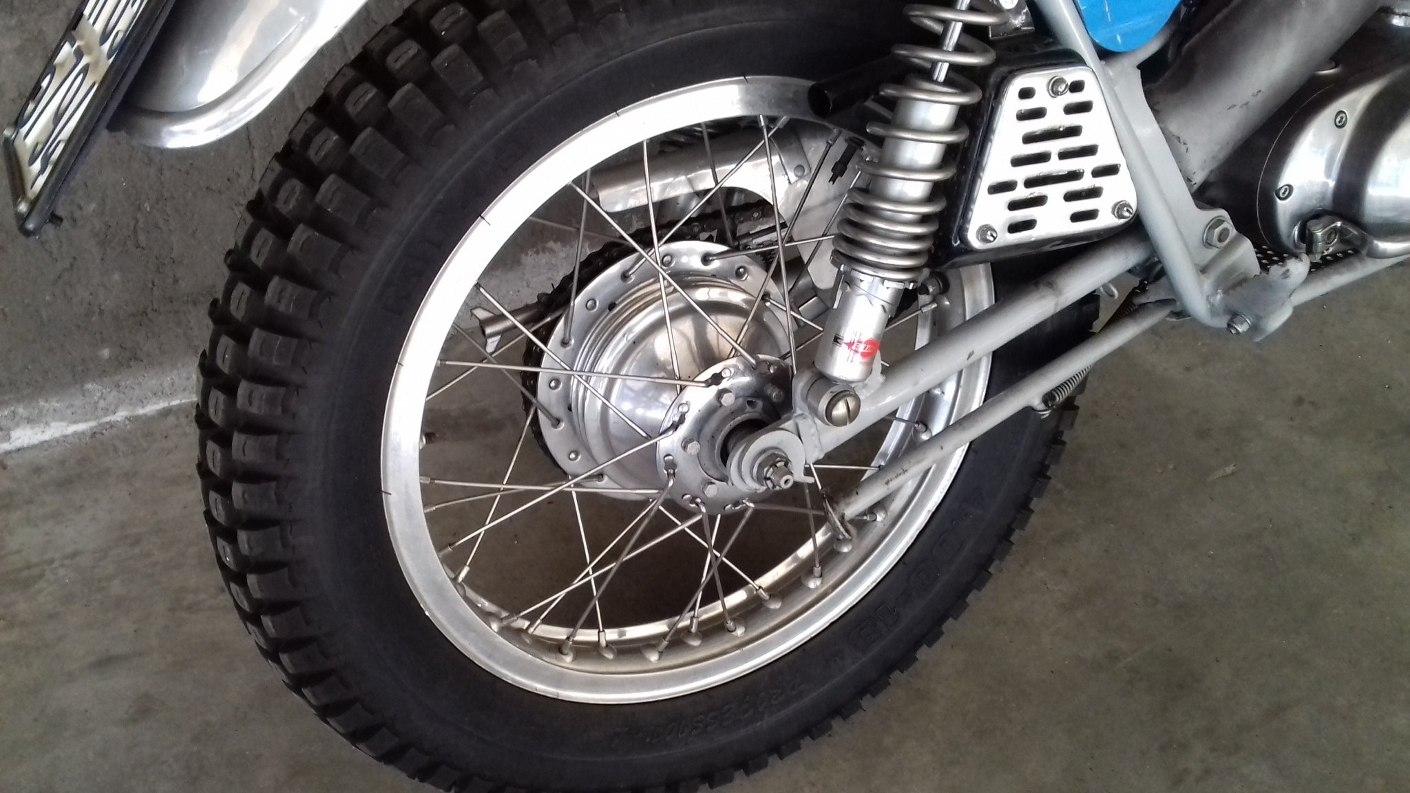 1973 Bultaco Alpina 250 For Sale (picture 4 of 6)