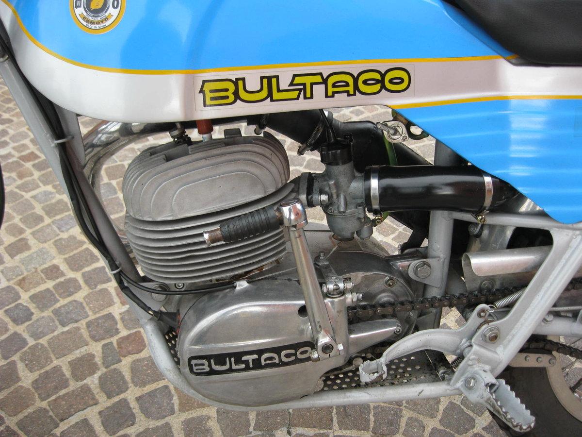 1973 Bultaco Alpina 250 For Sale (picture 6 of 6)
