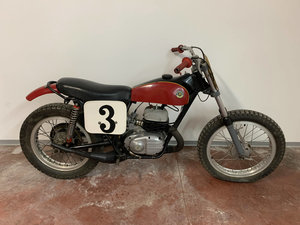 Bultaco Pursang Astro 360 well preserved